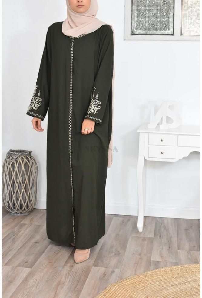 Robe abaya inspiration jellaba