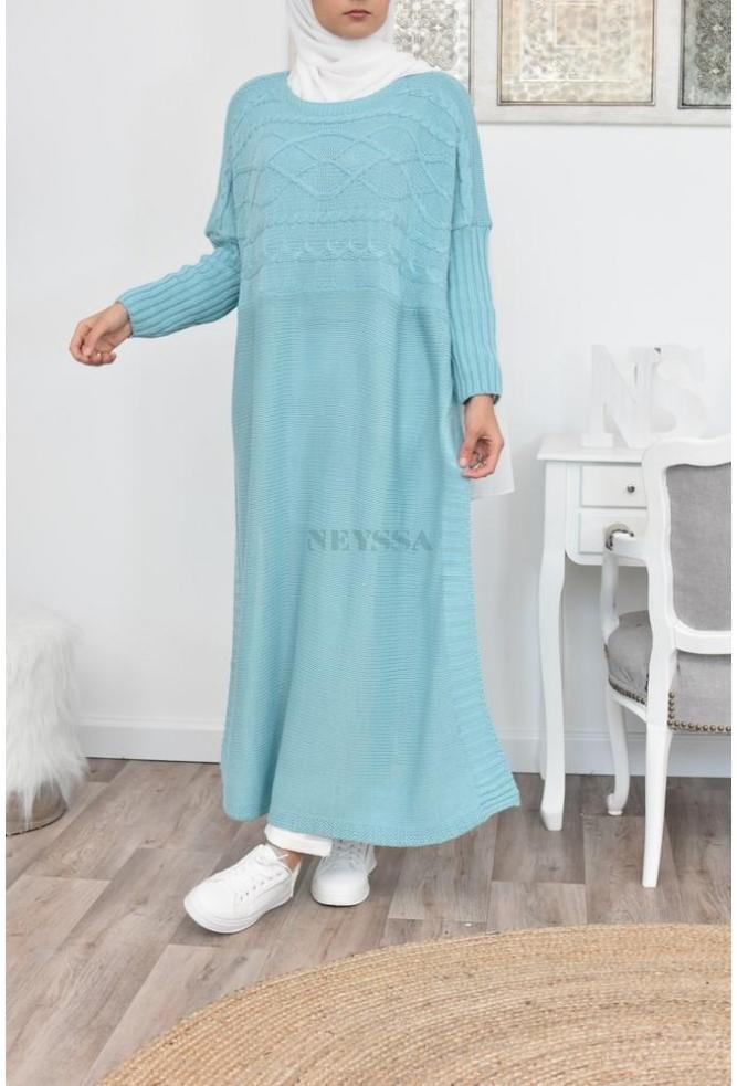 Tunique Farasha longue pas cher