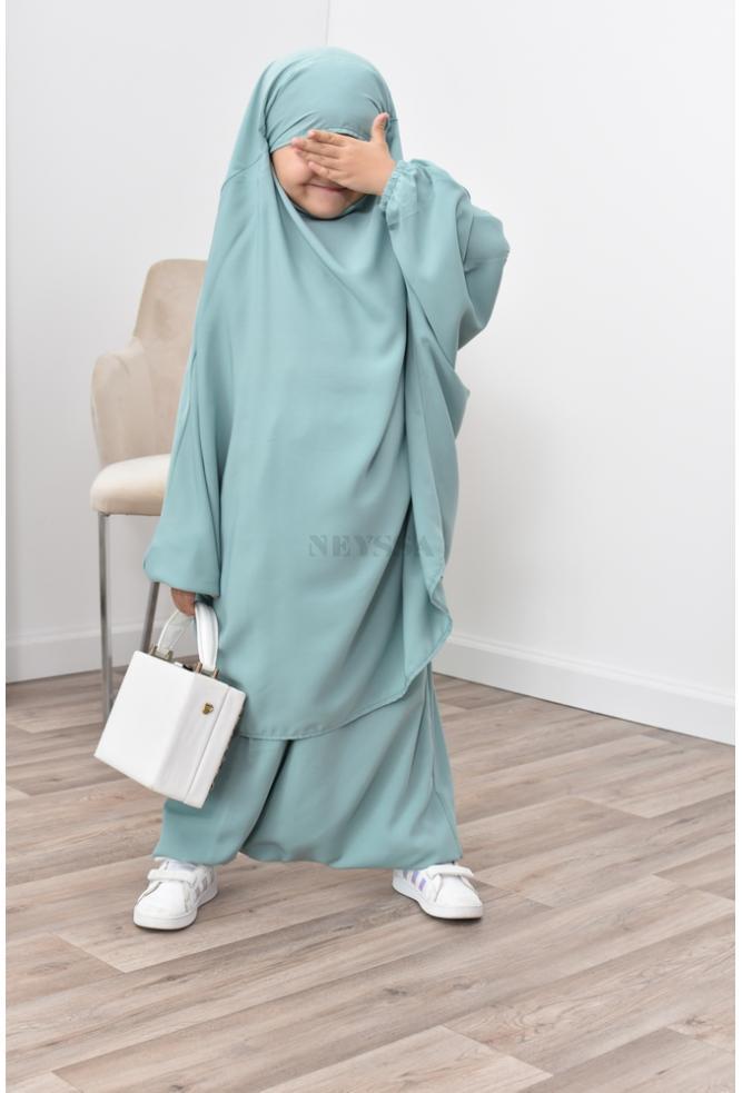 Jilbab petite fille pas cher